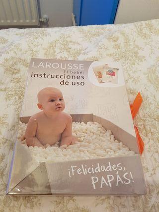 El bebé:instrucciones de uso+ El diario de mi bebé