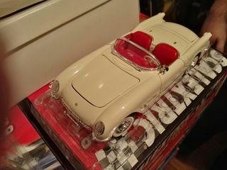 corvette 1957 1/18