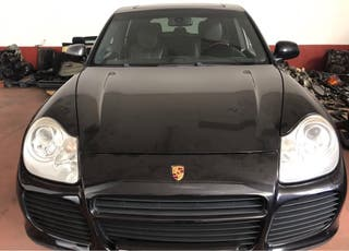Despiece Porsche Cayenne 2006
