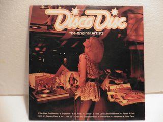 """Disco de Vinilo """"Disco Disc"""""""