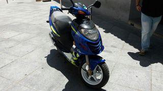 Moto 49cc Edición Limitada