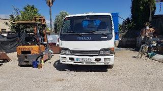 Camión Multilif gancho m.m 8000kilos Isuzu