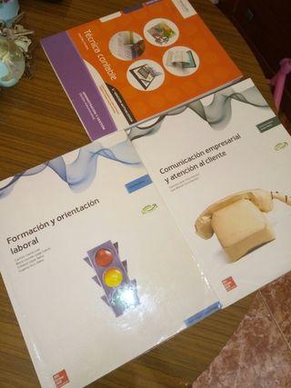 Libros Administrativo
