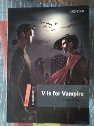 V is for a Vampire