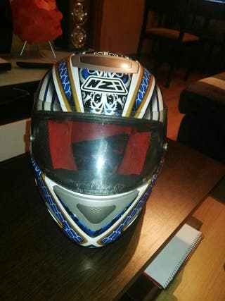se vende casco NZI carbono