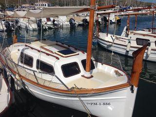 Barco Llaut Majoni Calobra