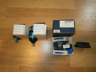 Herramientas, cable stripper RF o stripping tools