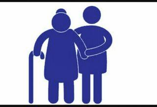 cuidador de animales, niños y ancianos