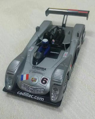 Cadillac Northstar 24h Le Mans Scalextric Tecnitoy