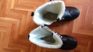 Botas envernales