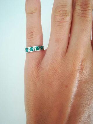 anillo niña o para poner en el dedo meñique