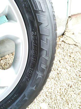 Llantas Mercedes ml 320 255-55 R18 109Y