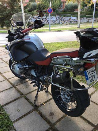 BMW GS1200R Adventure