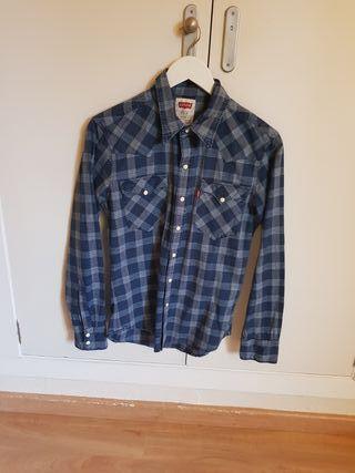 Camisa hombre levi's