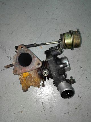 turbo compresor vw 4 generación