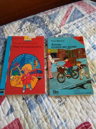 libros infantil/juvenil