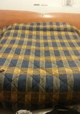 Edredón acolchado cama 1,50