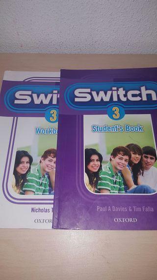 libros de inglés 3°eso