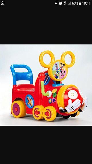Tren juguete