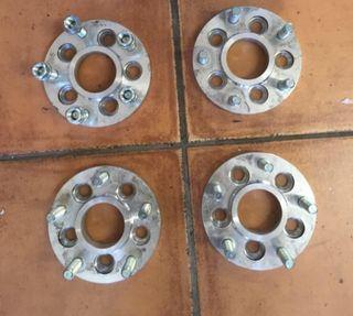 separador adaptador 5x130 5x100