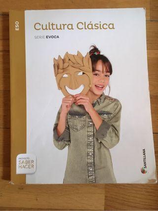 Cultura Clasica 3/4 ESO