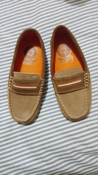 Zapatos de niño numero 29