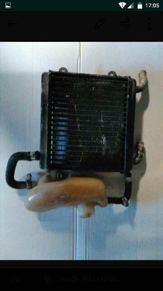 radiador aerox jog