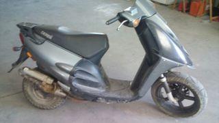 moto despiece derbi hunter