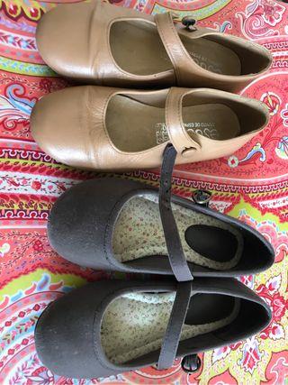 Zapatos niña nunero 28