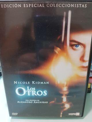 pelicula dvd loa otros