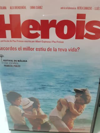 pelicula dvd herois