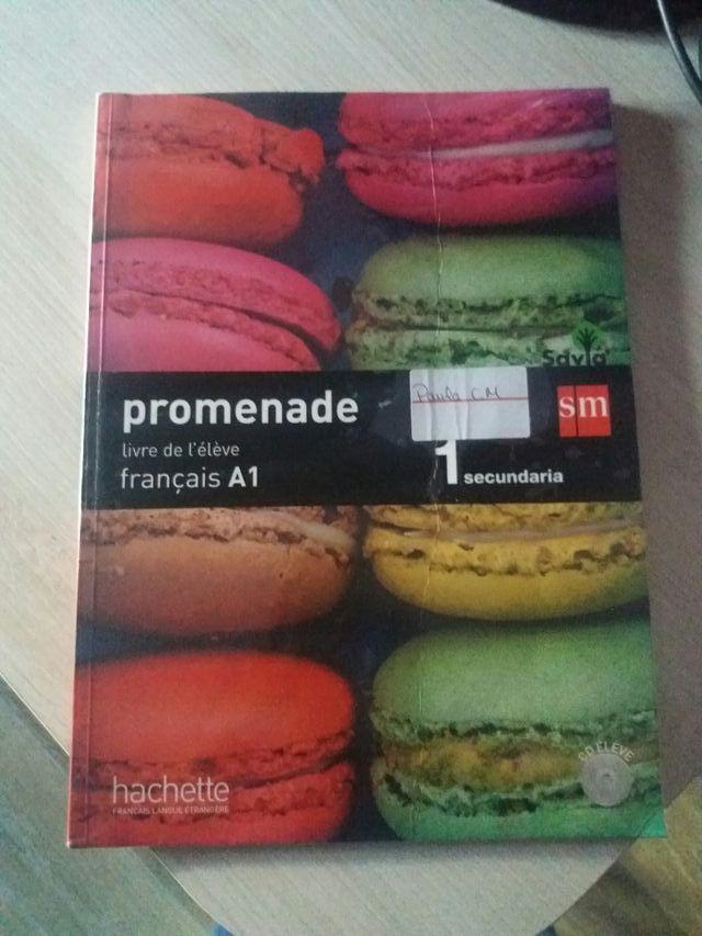 libro francés 1°ESO