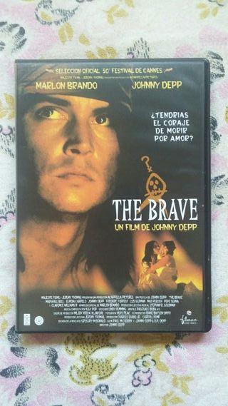 DVD The Brave