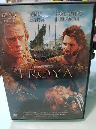 dvd de troya
