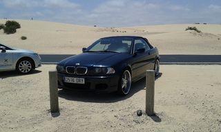 BMW 320CI SMGII cabrio