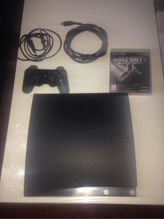 Ps3 CAll of Duty black opsII