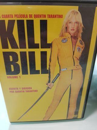 dvd kill bill