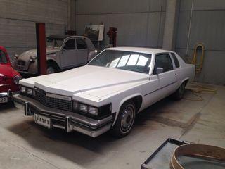 Cadillac deville 1980