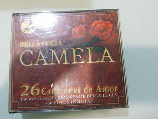 cd de camela