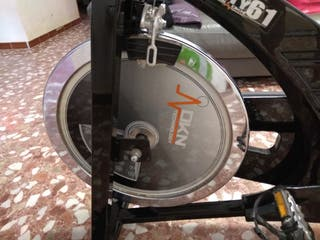 Bicicleta Spinning DKN Utility61