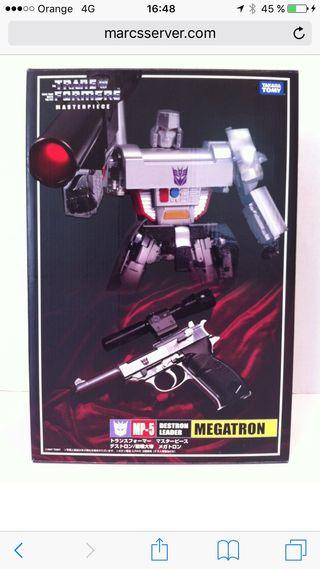 Transformer megatron mp-05