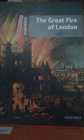 The Great Fire of London,oxford
