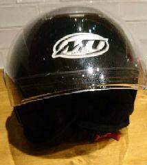 casco MT jet talla L
