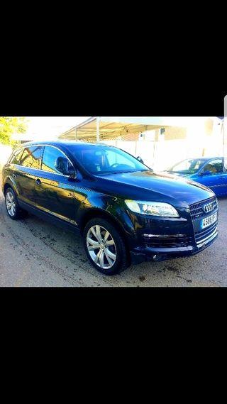 Audi Q7 2007 escuchó ofertas