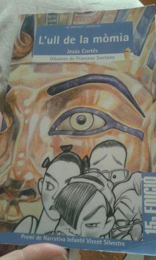 L'ull de la mòmia.Bromera