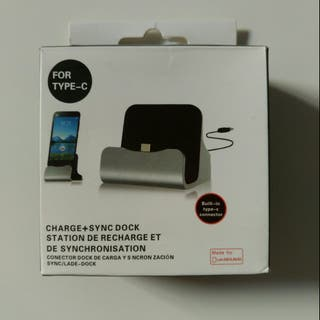 Base de Carga para Smartphones con USB-C