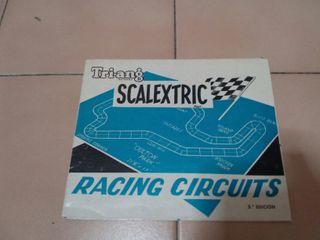 Tri-ang Scalextric Racing Circuits 5° edición.