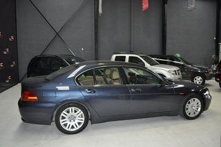BMW SERIES 7 740d, 258cv, 4p