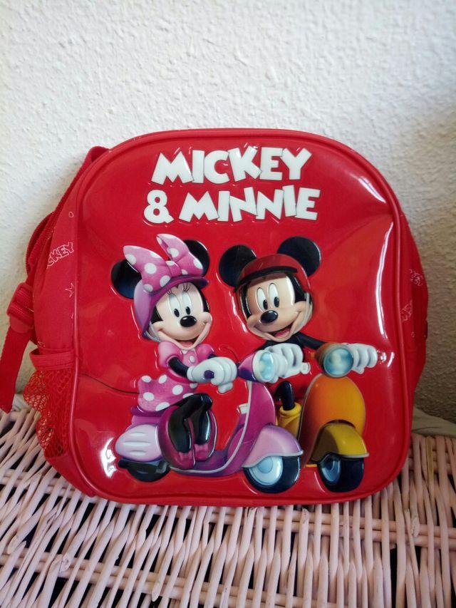 Mochila Mickey & Minnie