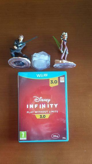 Wii U - Disney Infinity 3.0